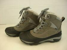 Womens sz 10 M Merrell Snowbound Mid Waterproof Winter Boots Insulated Charcoal