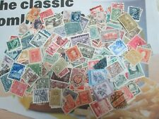 stamps austria, bulk lot all vintage issues, 100-200 stamps good variety (54)