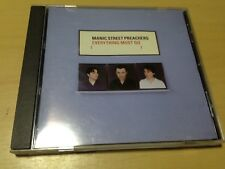 MANIC STREET PREACHERS - EVERYTHING MUST GO (ACC.) AUSTRALIA, A DESIGN FOR LOVE