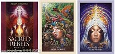 Sacred Rebels Oracle NEW Sealed 44 Color Cards 180pg guidebook Alaina Fairchild