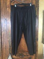 Helmut Lang Black Pants Size 10