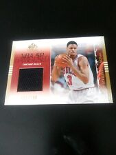 2003 Tyson Chandler S/P Game Used Jersey Card 032/ 100