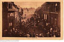 Billy-Berclau AK WK i concerto soldati MILITARE Pas-de-Calais France 1504089