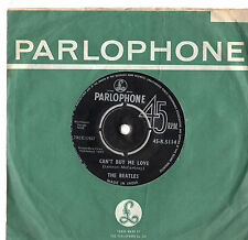 "The Beatles - Can't Buy Me Love 7""Single 1964 / INDIAN"