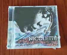 NICOLETTE - LET NO-ONE LIVE RENT FREE IN YOUR HEAD - CD SIGILLATO (SEALED)