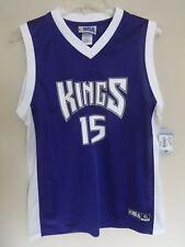 NWT NBA Sacramento Kings DeMarcus Cousins #15 Replica Basketball Jersey Youth XL