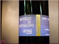 """6 bt BRUNELLO DI MONTALCINO DOCG 2012 """" vecchie viti """"  PACENTI SIRO"""