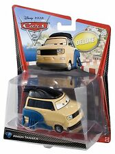 DISNEY CARS 2 PINION TANAKA #7 DELUXE *NEW*