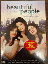 Beautiful People - The Complete Series (DVD, 2006, 4-Disc Set)