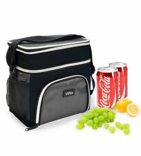 Men & Women Insulated Lunch Box Tote Bag Hot And Cold Food Container Cooler
