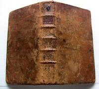1785 CONDUITE TEMPS DE L'AVENT DIEU RELIGION BIBLE MESSE THEOLOGIE LIVRE BOOK