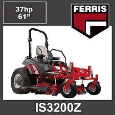 "Ferris IS3200Z Zero Turn Mower - 37hp Briggs Vanguard BigBlock engine, 61"" cut"