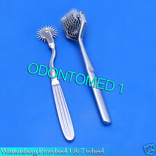 Wartenberg Pinwheel 1 & 7 Wheel Other Surgical Instruments
