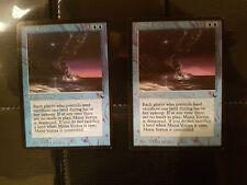 MTG Magic the Gathering: Mana Vortex English 1994 the Dark LP