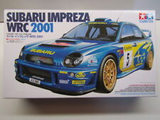 Tamiya 1:24 Subaru Impreza WRC 2001 Richard Burns / Robert Reid Model Kit - New