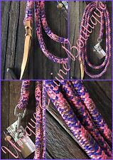 10ft Lead Rope VARIOUS COLOURS Horse Pony Tack Gear Horsemanship BNWT