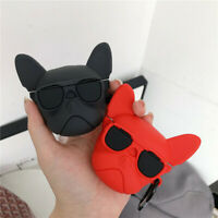 3D Cute Cartoon Silicone Protective Case Cover Skin For Apple Airpods pro 1&2&3