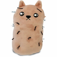 Exploding Kittens Collectable Plush Soft Toy Hairy Potato Cat with Bonus Card
