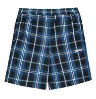 Boys Slazenger Lightweight Classic Stylish Graphic Shorts Sizes from 7 to 13