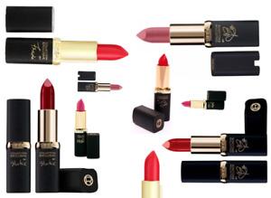 L'Oreal Paris Color Riche Collection Exclusive NEW Choose Your Colour Shade