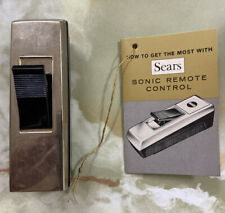 Vintage Sears Slide Projector Sonic Remote 500 Replacement Clicker