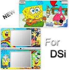 Spongebob Squarepants SKIN STICKER for NINTENDO DSi #5