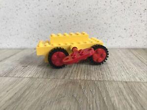 LEGO PART BB0047 RED WINDUP MOTOR 1980/'S KEY 550 577 5004 1205 599 890 895