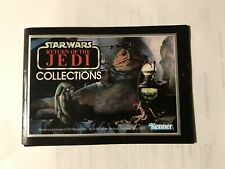 star wars mini catalog booklet insert