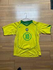 BRESIL / 2004-2006 / RONALDINHO 10 / TAILLE M / 70€