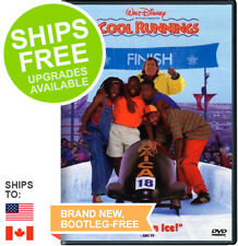 Cool Runnings (DVD, 1993) NEW, John Candy, Jamaican Bobsled, Doug E Doug