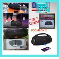Boombox 2 Portable Bluetooth Wireless Speaker Outdoor Waterproof Loud Speaker