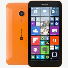 "Microsoft Nokia Lumia 640 Orange LTE 5"" 8GB 8MP Unlocked Cheap Smartphone Mobile"