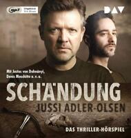 SCHÄNDUNG -CARL MORK FALL 2- ADLER-OLSEN,JUSSI   MP3 CD NEW