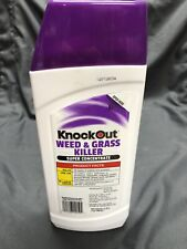 Knock Out 32 oz Super Concentrate Weed and Grass Killer Makes Up To 21 Gallons