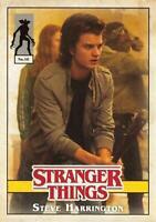 Stranger Things Welcome Upside Down CHARACTER Insert Card #10 / STEVE HARRINGTON