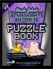 Uncle John's Bathroom Reader Puzzle Book