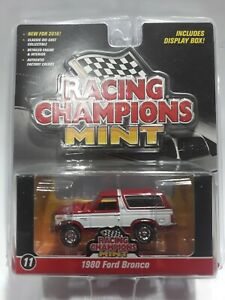 Tomica tomy Johnny Lightning Racing Champions Greenlight 1980 Bronco Jeep SUV A