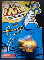 "[49850] 1995 ""THE TICK"" WACKY WINDUPS SUBMARINE SEWER URCHIN in BLISTER PACK"