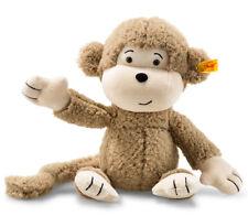 Steiff 'Brownie' Soft Cuddly Friends washable monkey - 30cm - EAN 060304