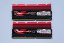 8GB G.SKILL Trident X Memory DDR3 2400MHz CL10 PC3-19200 F3-2400C10D-8GTX