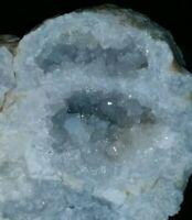 Double Cavity-Double Geode Combo, Keokuk Region.#93