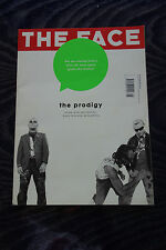The Face Magazine Vol 3 No 65 June 2002 The Prodigy Kirsten Dunst DJ Shadow