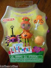 Lalaloopsy Mini Exclusive Doll Pumpkin Candle Light *NEW* Target Exclusive