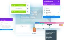 Divi Theme, Divi Builder Plugin, full licence Drag & Drop builder Wordpress