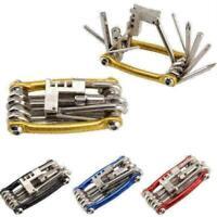 Bike 11 in 1 Kompakte Kit Wartung Fahrrad Reparatur Werkzeug Multifunktions L7H2