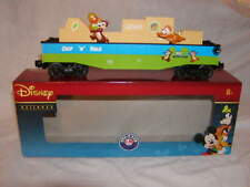 Lionel 6-84761 Disney Chip n Dale Chasing Gondola Operating Car O 027 MIB 2018