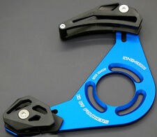 DH Enduro FR DownHill XC Chain Guide Device 32t - 40T ISCG (old)  Fouriers Blue