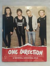 One Direction 1D  book l'Annuel Officiel  2016 French