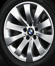BMW OEM F07 5 Ser. GT and F01/F01N/F02/F02N/F04 7 Ser. Star Spoke Wheel 250
