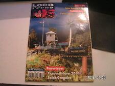 **a Loco Revue n°653 Entre Uzerche et Brive / Détaillage de la BB 66000 Jouef